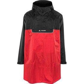 VAUDE Valero Poncho, indian red